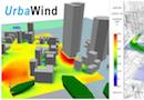 UrbaWind 3.0 : optimisez le confort au vent des piétons en zone urbaine par Meteodyn