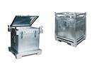 Cuves ASF / ASP pour le transport des déchets liquides, pâteux ou solides par Denios