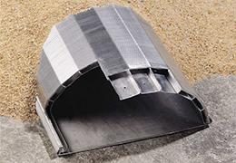Triton Underdrain System, drainage optimisé des bassins de filtration d'eau par Aqseptence Group