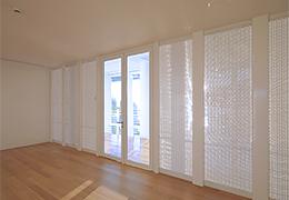 i.light®, béton translucide pour bâtiments naturellement lumineux par Ciment Calcia