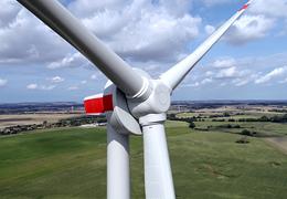 Plateforme EP3 : une gamme d'éoliennes 3 et 4 MW pour vents forts à faibles