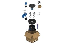 REWATEC, solution simple de gestion autonome de l'eau de pluie