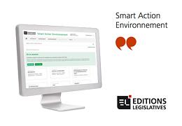 Smart Action Environnement : outils pour le pilotage réglementaire