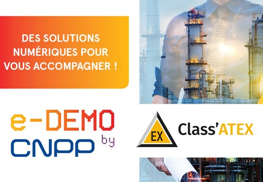 Class'ATEX®© , une solution numérique d'aide au classement des zones ATEX