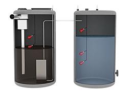 GREM : station de recyclage des eaux grises pour économiser l'eau