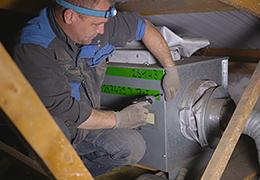 Entretien et maintenance des VMC et Centrales de traitement d'air