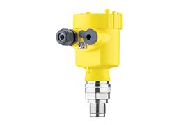 Capteur radar 80 GHz VEGAPULS 64 pour la mesure de niveau des liquides