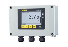 VEGAMET : unités de commande pour capteurs de niveau
