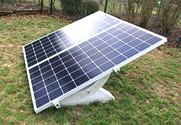 Kit photovoltaïque au sol - MOBASOL B, le potager énergétique!