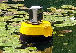 Bouée DB600 : station d'alerte instrumentée et autonome en milieux naturels