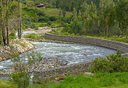 Qualification OPQIBI : ingénierie pour la restauration des cours d'eau