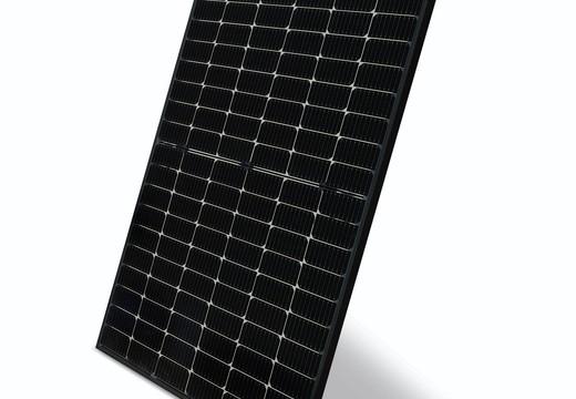 LG NeON® H 360-365 Wc BIFACIAL, recto/verso qui exploite la réverbération