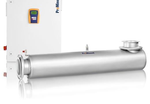 Traitement de l'eau par rayonnement UV - Dulcodes LP certifié