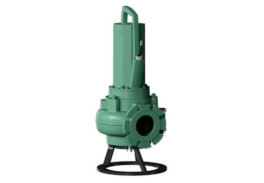 Wilo-Rexa PRO : pompes de relevage toute fonte pour eaux usées - DN50 à 100