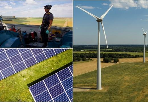 ERG, partenaires des collectivités pour leur transition énergétique