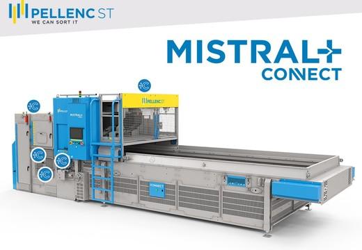 Mistral+ Connect :  la nouvelle référence en matière de tri intelligent