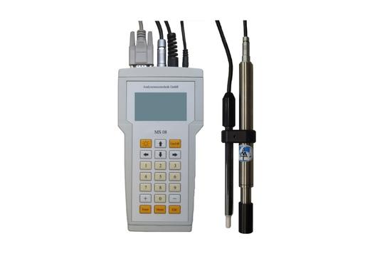 Sonde MS08 H2S pour la mesure d'H2S dissous