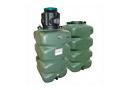 Citernes de récupération des eaux de pluies Aquavario standard et BASIC