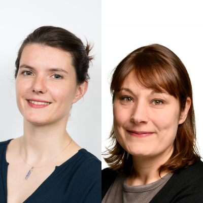 Julia Héraut et Louise Tschanz