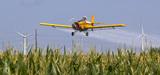 L'épandage aérien des pesticides toujours possible
