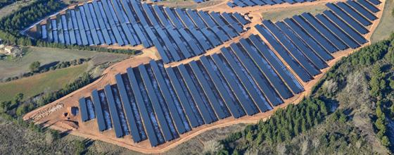 Solaire : l'appel d'offres sur les grandes installations est lancé