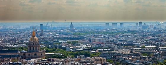 Changement climatique : hausse de la mortalité liée à l'ozone dans les prochaines décennies