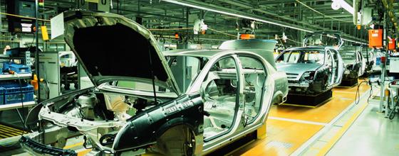 La production automobile mondiale en hausse de plus de 8% en 2012