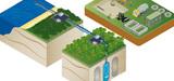 Ouverture du débat public relatif au projet de stockage souterrain de gaz naturel de Salins des Landes