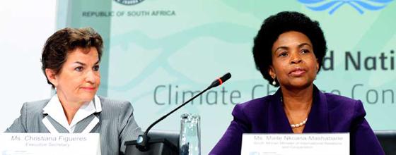 Durban, réactions officielles : les principaux Etats y trouvent leur compte
