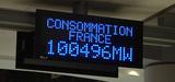 Comment et à quel prix le pic de consommation électrique français a été franchi