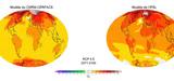 Giec : les climatologues français présentent leurs résultats