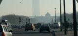 La pollution de l'air francilien est restée préoccupante en 2011