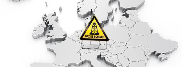 Gaz de schiste : tour d'horizon de la situation en Europe