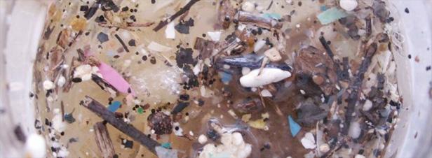 290 milliards de microplastiques en Méditerranée