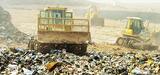 """La Banque mondiale alerte d'""""une crise"""" de la gestion urbaine des déchets"""