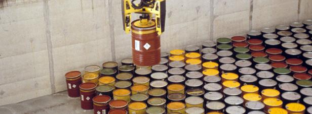 Nucléaire : doublement du volume de déchets radioactifs d'ici 2030