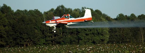 La polémique sur les épandages aériens de pesticides relancée