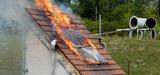 Panneaux photovoltaïques : vers un encadrement du risque incendie