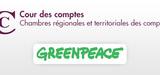 Greenpeace : la Cour des comptes demande à l'ONG de rendre compte plus fidèlement de l'emploi des fonds