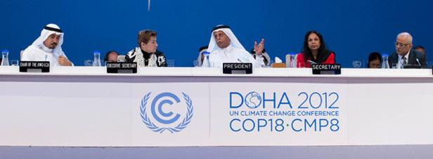 La survie du protocole de Kyoto assurée au prix d'un accord dérisoire