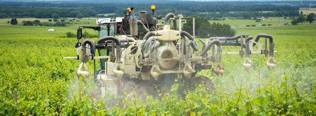 Impact sanitaire des pesticides : des ministres s'engagent