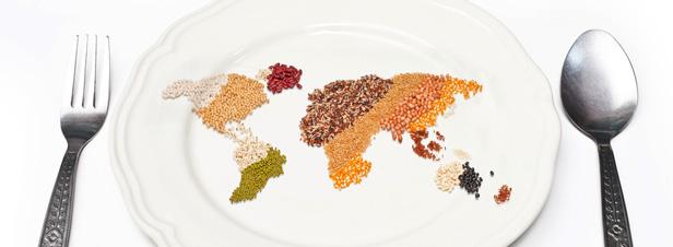 Empreinte eau : le régime alimentaire européen n'est pas soutenable