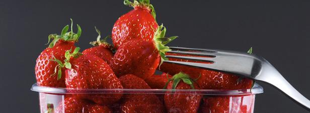 Plus de 90% des fraises contiennent des résidus de pesticides