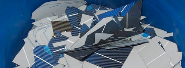 Recyclage des panneaux photovolta ques le ceres cesse for Recyclage des panneaux solaires