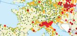 Les citadins européens toujours plus exposés à la pollution atmosphérique