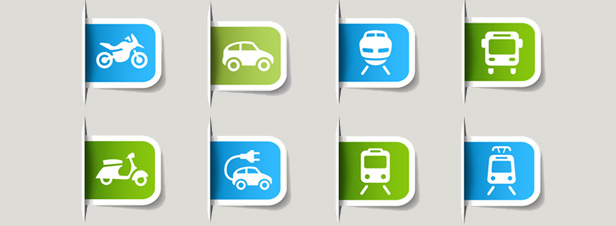 Ce que r�v�lent les co�ts d'usage des diff�rents modes de transport
