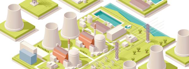 Nucléaire : un rapport pointe les enjeux d'un prolongement au-delà de 40 ans des réacteurs français