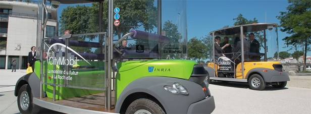 """L'innovation européenne au cœur des services de transport """"propres"""""""