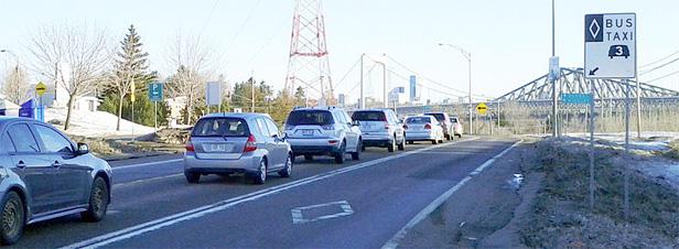 Transport p ri urbain bient t des voies r serv es au for Dans cette voie