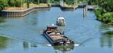 Un rapport parlementaire pointe le déficit fluvial français
